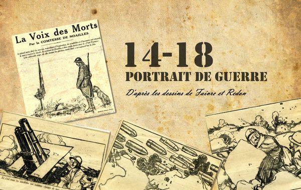 Logo_1418_portrait de guerre